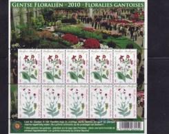 GENTSE FLORALIEEN  FLORALIES GENTOISE   4000/4001