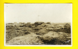 MEMORIAL ERECTED ON HILL 60 ZILLEBEKE IEPER YPRES * CARTE PHOTO FOTOKAART * GUERRE 1914-18 Editie : POTTIER OOSTENDE X34 - War 1914-18