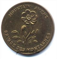 FIORI DEL CANADA MOUNTAIN AVENS NORTHWEST TERRITORIES - Monetari / Di Necessità