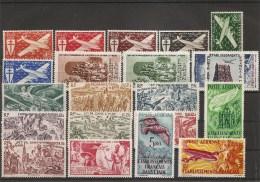 Inde Française ( Lot De Timbres Divers De PA Différents XXX -MNH) - Unused Stamps