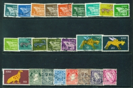 IRELAND - 200 Different Collection* - All Stamps Scanned And Off Paper - Ireland