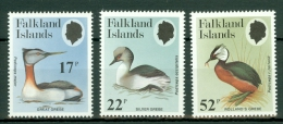 Falkland Is: 1984   Grebes   MNH - Falklandeilanden