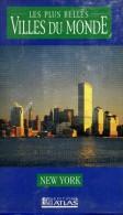 CASSETTE VIDEO VHS SECAM COULEUR : NEW YORK 1992 VF  40 Mn - Documentary
