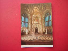 CPM   ANGLETERRE    PALACE OF  WESTMINSTER       NON VOYAGEE   CARTE EN BON ETAT - Westminster Abbey