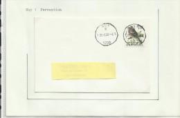 Oblitérations Postal  Huy  Statte  Ben-Ahin Tihange - Briefmarken