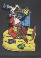 6460-MIO LOCATELLI-N°.4-PIC NIC AL MARE-PIPPO AL MARE-COLLEZIONE WALT DISNEY - Disney