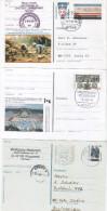 3 Postkarte Germany-  / BULGARIA ,Bulgarie  1992-travel - Postkarten - Gebraucht