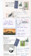 3 Postkarte Germany-  / BULGARIA ,Bulgarie  1995-travel - Postkarten - Gebraucht