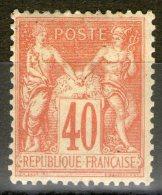 N°94 *     - Cote 175€ -