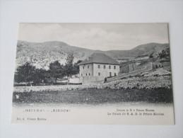 AK Montenegro Njegusi / Niegus. Le Palais De S.A.R. Le Prince Nicolas. No 4. Seltene Ansichtskarte. Ungebraucht!! - Montenegro