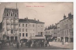 EPINAL : (88) Place Des Vosges - Epinal