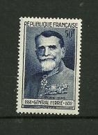 FRANCE  1949     N° 847     Général  Ferrié      Neuf Avec Trace - France