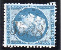 "N° 22  . GC 3588  . "" ST EUROULT NOTRE DAME DU BOIS "" . (59) . B   . - Marcophily (detached Stamps)"