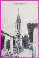 Cpa Benney L'Eglise Carte Postale 54 Lorraine Pittoresque Proche Ceintrey Flavigny - Autres Communes