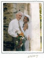 Photo De Mariage Format  11 X 13.5 Cm   Année 2000 - Saisons & Fêtes
