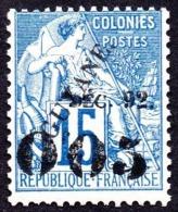 Guyane - Timbre De 1882 Surchargé - N° 29 Neuf Sans Gomme. - French Guiana (1886-1949)