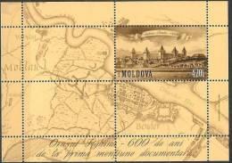 Moldavie Moldova 2008 Yvertn° Bloc 42 *** MNH Cote 10 Euro - Moldavie