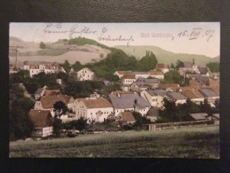 Allemagne Bad Gottleuba 1907 - Bad Gottleuba-Berggiesshuebel