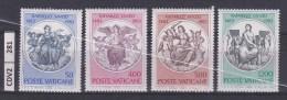 VATICANO, 1983, Centenario Raffaello Sanzio, Serie Completa Nuova Perfetta - Nuevos