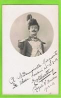 E Martiny Baryton Op�ra Comique, Th�atre Royal d�Anvers 1912-1913  Autographe