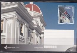 = Carte Entier Postal,  De Cuba Siège Du Gouvernement Provincial, Cienfuegos - Cuba