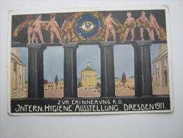 DRESDEN,  Schöne Karten - Dresden