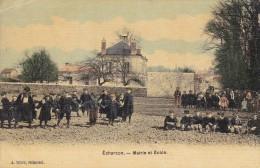 ECHARCON - Mairie Et Ecoles - France