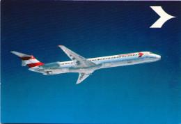 Australian Airlines - Douglas DC 9/Super 80 - 1946-....: Moderne