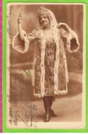 Lucy Raymond Th�atre-Palladium Anvers Avril 1922 Autographe