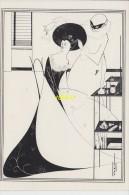 Aubrey Beardsley  La Toilette De Salomé II - Illustrateurs & Photographes