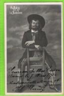 Henri Hardy  Premi�re Basse Op�ra Comique in �La Boh�me�  autographe 1910 aan M me Marie Madeleine De Wever