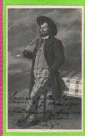 Henri Hardy  Premi�re Basse Op�ra Comique in �La Boh�me�  autographe 1910 aan M lle Marguerite De Wever