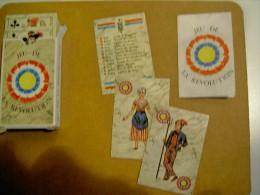 Jeu 54 cartes de la r�volution fran�aise