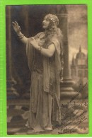 Esther Adler Th�atre Royal d�Anvers �H�rodiade�  Autographe    1914