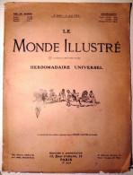Le Monde Illustré N° 3424  4 Août 1923 - Altri
