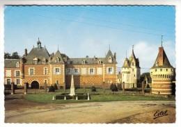 28 - Fraze - Le Château - Editeur: Estel N° 23.902 - France