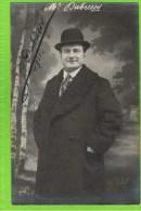 L�on Dubressy Operazanger, Th�atre Royal d'Anvers  Autographe, 1911