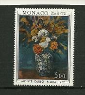 MONACO   1972     N° 886     Floralies International De Monaco       NEUF - Monaco