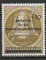 Cloche De La Liberté      136 ** - Berlin (West)