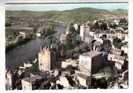 46 - Puy Lévêque - EN Avion Au-dessus - Le Château Lachairie Et La Tour De La Mairie - Editeur: Lapie N° 5 - Autres Communes