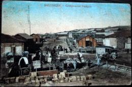GREECE  SALONIQUE  CAMPEMENT FRANCAIS - Griechenland