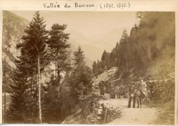 France, Vallée Du Borreon (Boréon) - Old (before 1900)