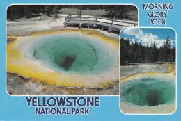 Ph-CPM Etats Unis Yellowstone National Park (WY-Wyoming) Morning Glory Pool - Yellowstone