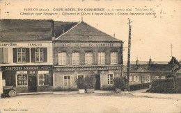 PLOMION CAFE-HOTEL DU COMMERCE COMMERCE 02 AISNE - France