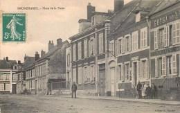 BRUNEHAMEL PLACE DE LA POSTE 02 AISNE - France