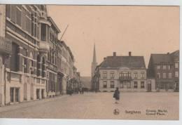 Belgique België Izegem-Iseghem Groote Markt Grand Place 2832 - Izegem