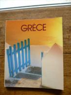 GRECE 1987, Publication Gratuite à Tirage Limité Avec Les Compliments De L'Office National Hellénique Du Tourisme - Tourisme