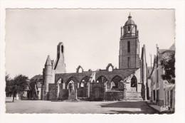 BATZ Sur MER : Chapelle Notre Dame Du Murier Et Tour Saint-Guénolé (XV°s) - Batz-sur-Mer (Bourg De B.)