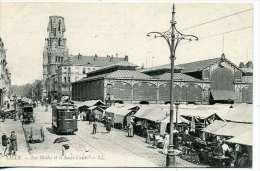 Lille    Le Marché Et Les Halles - Lille