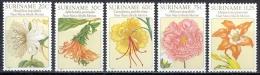 C058 FLORA BLOEMEN FLOWERS FLEURS BLUMEN SURINAME 1981 PF/MNH - Végétaux